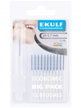 Ekulf Ph 0,7 mm hvit