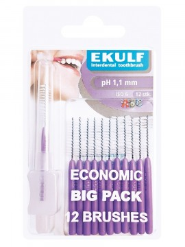 Ekulf pH 1,1 mm, lilla