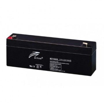 Ritar RT1223 AGM Batteri 12V 2,3AH